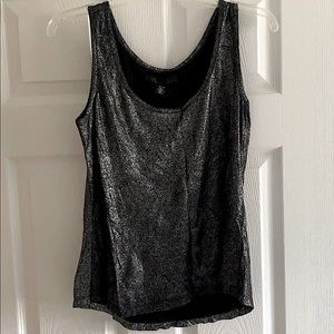 Kenneth Cole Shimmer Tank Top